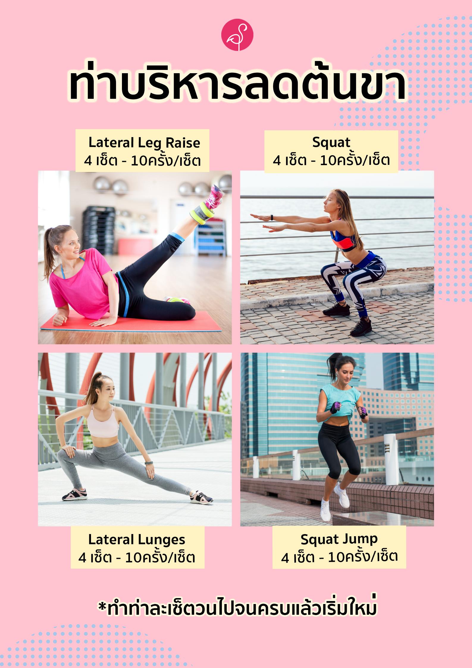 ลดน้ำหนักไว-ว-ลดต้นขา-ลดเซลลูไลท์-ขาใหญ่-ท่าออก